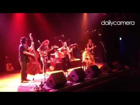 Nederland band Gipsy Moon opens for Fruition at @thefoxtheater @rmjams @coloradodaily @2storygarage