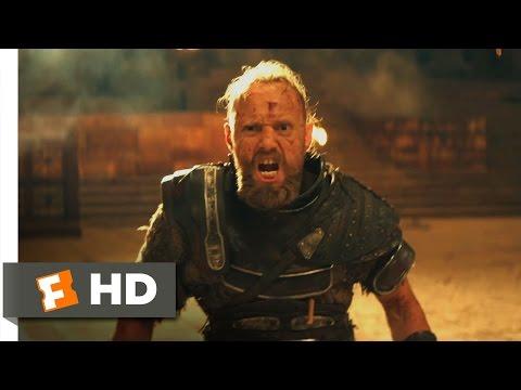 Hercules - Tydeus's Sacrifice Scene (9/10) | Movieclips