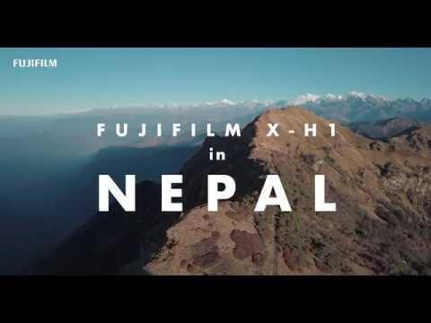 X-H1: Klaus Bo & Palle Schultz X Reportage In Nepal   FUJIFILM