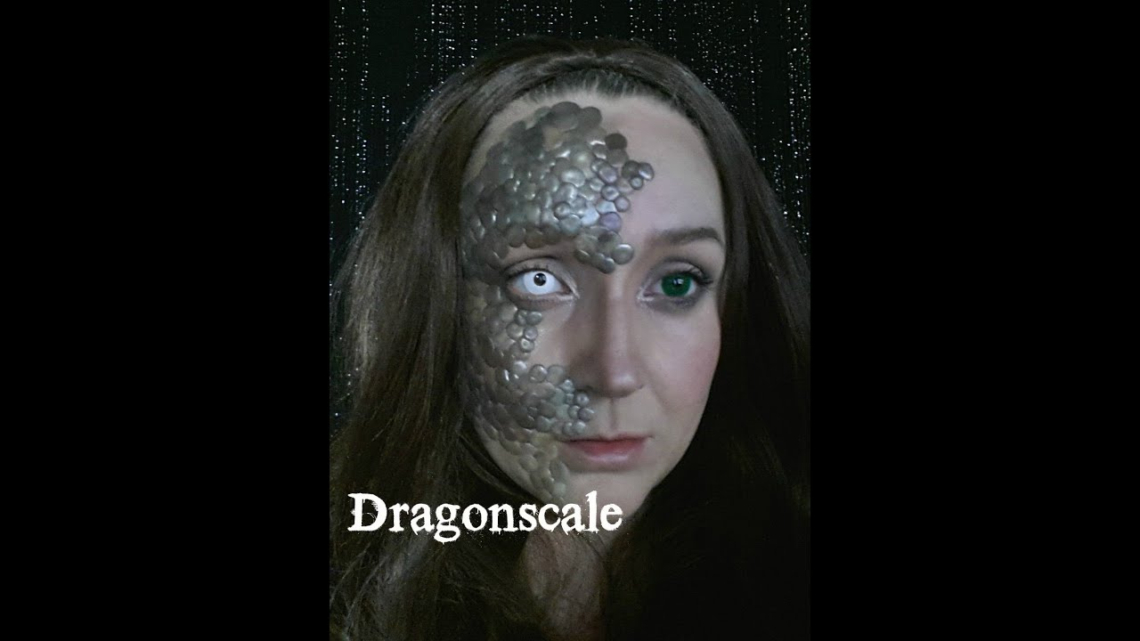 Dragonscale Makeup Tutorial Game Of Thrones Youtube