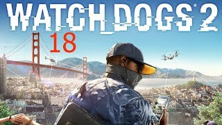 Watch Dogs 2 - Часть 18 (Скачать данные профиля New Dawn)