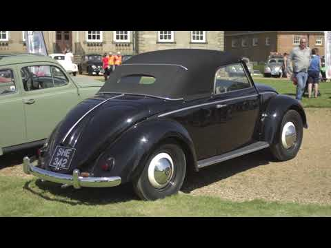 Stanford Hall VW Show 2018