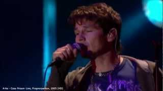A-ha - Analogue & Cosy Prisons - Live, Frognerparken, 2005 [HD]