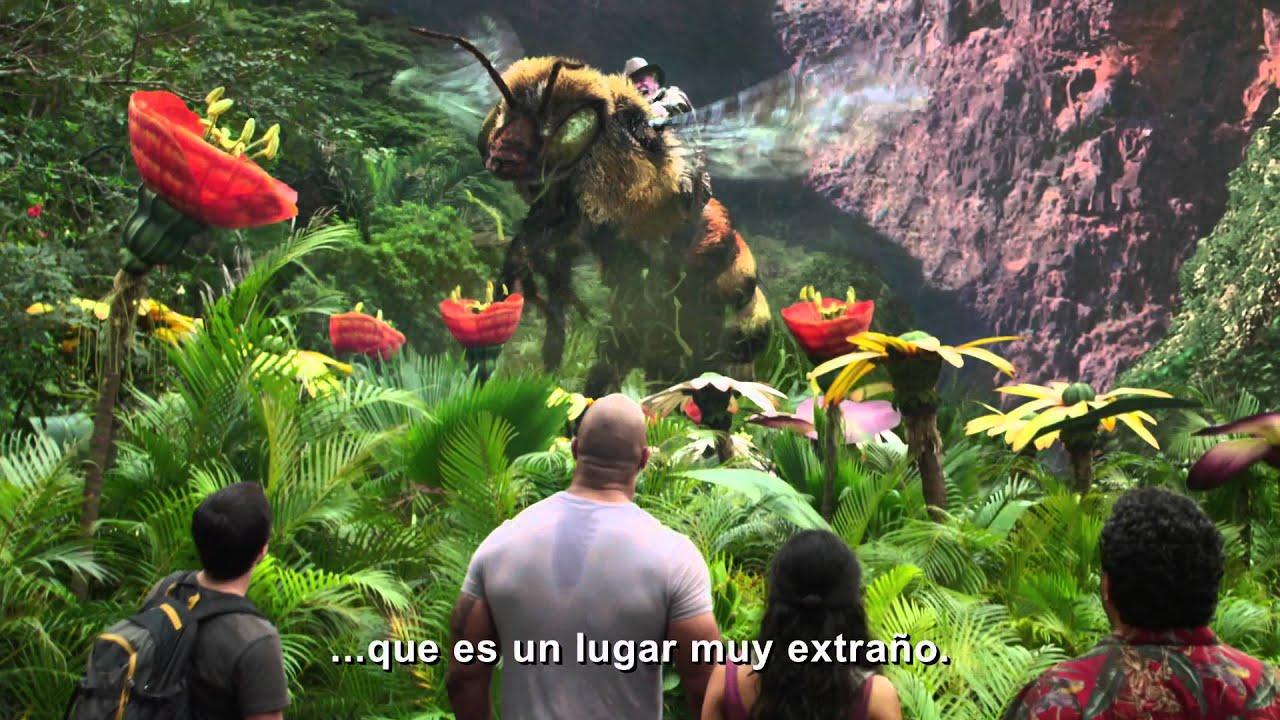 Viaje 2 la isla misteriosa trailer con contenido - La isla dela cartuja ...