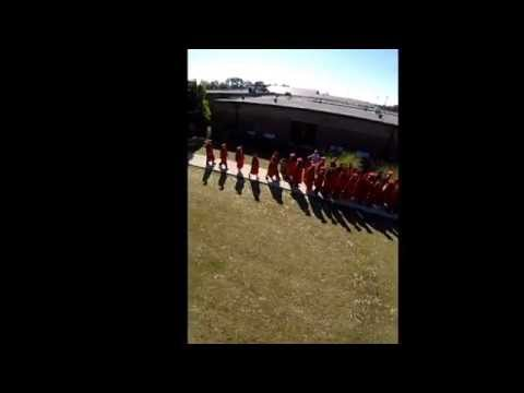 Bryan County High School - Class of 2015 - Drone Flyover