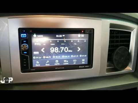 2007 Dodge Ram Radio Removal/install