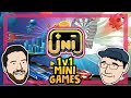 1v1 MINI GAMES | Let's Play UNI (You 'n' I) | Thumb Wars | Local Multiplayer Gameplay