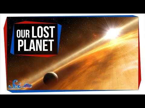 Did a Planet Escape the Solar System?