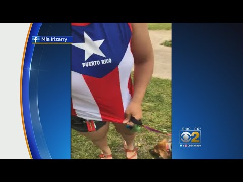 Woman 'Genuinely Fearful' After Puerto Rico Shirt Harassment Incident