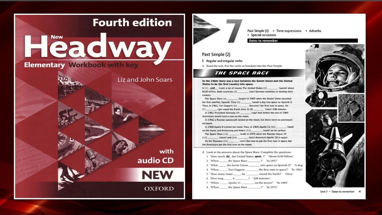 New headway elementary tests ответы