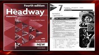 Скачать New Headway Elementary Exercise Book 4th Unit 07