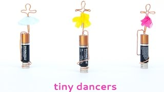Cover images Tiny Dancers
