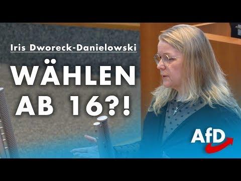 ++ AfD ++ Der billigste Trick von ROT-GRÜN: Wahlalter auf 16 absenken? Nein Danke!