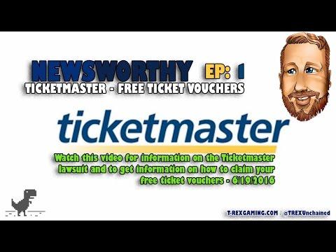 Newsworthy - E.1 - Ticket Master (Free Ticket Vouchers) Mp3