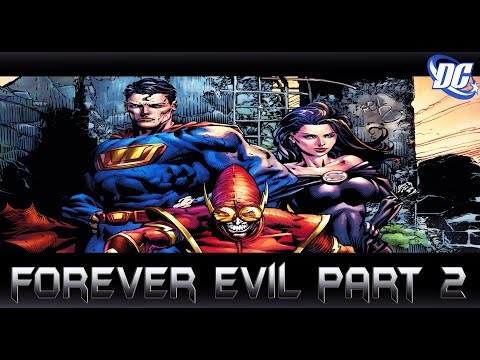 จะไม่มีฮีโร่อีกต่อไป![ForeverEvil 2]comic world daily