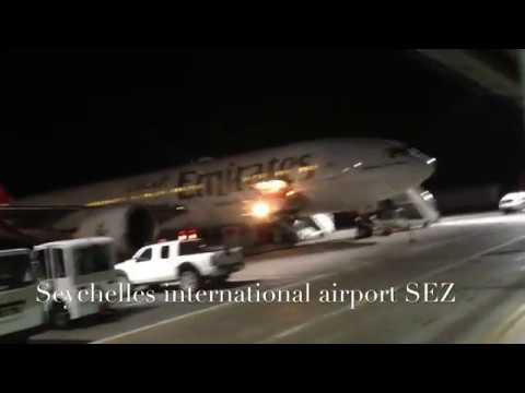 SEYCHELLES INTERNATIONAL AIRPORT SEZ