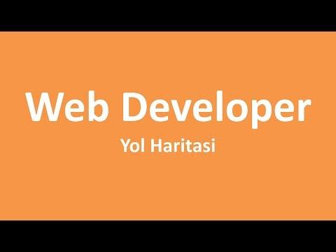 Bir Web Developer'ın Yol Haritası Nasıl Olmalıdır ?