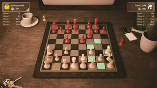 Chess Ultra. I really suck...
