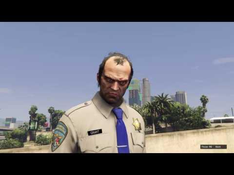 Robin Schulz - Sugar in GTA 5 ( Rockstar Editor )