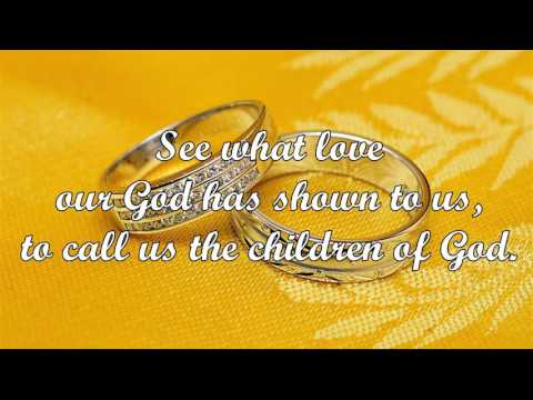 Gathered in the Love of Christ (Marty Haugen)