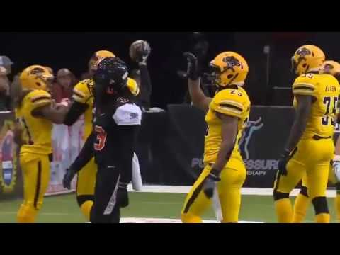 IFL Week 13 Highlights: Tucson at Bismarck