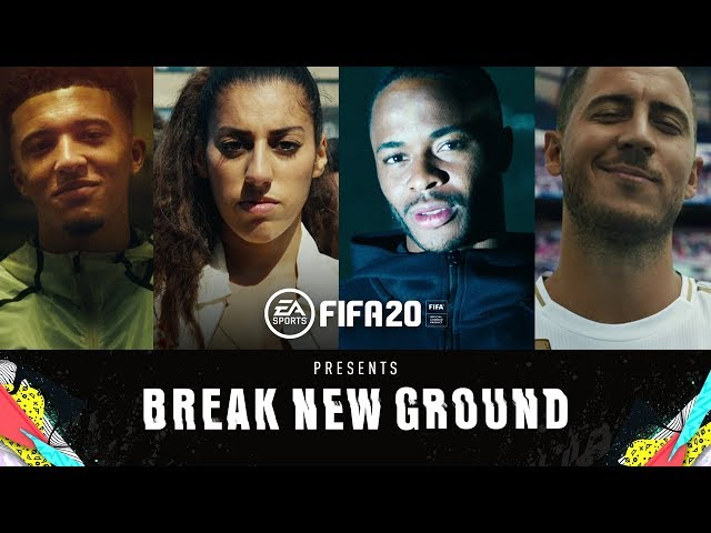FIFA 20 | Wrong Breaks New Ground | Official Launch Trailer