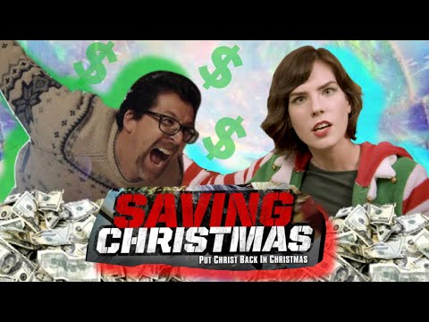 I'm Saving Christmas From Kirk Cameron | With Maggie Mae Fish