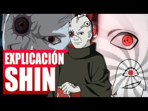 La Importancia de SHIN UCHIHA en Naruto Shippuden | Análisis de Shin [Explicación]