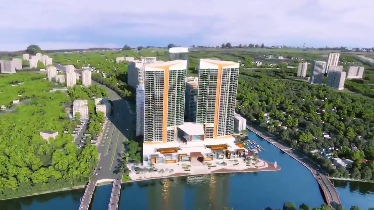 """Siêu dự án """"ốc đảo xanh"""" căn hộ cao cấp Kenton Node quận 7"""