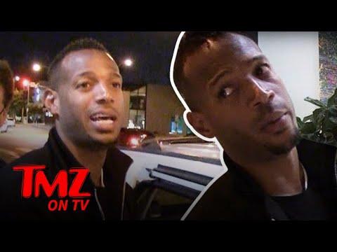 Marlon Wayans Mum On Jamie Foxx and Katie Holmes Relationship | TMZ TV