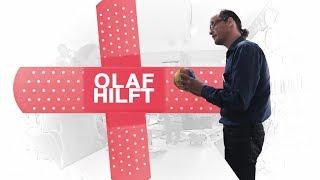 Olaf Schubert hilft im Spielzeugladen