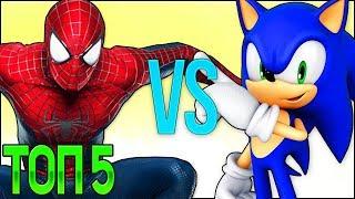 Download ТОП 5 СОНИК БУМ РЭП БИТВА (СБОРНИК) | Sonic The Hedgehog Animation Cartoon Top Mp3 and Videos