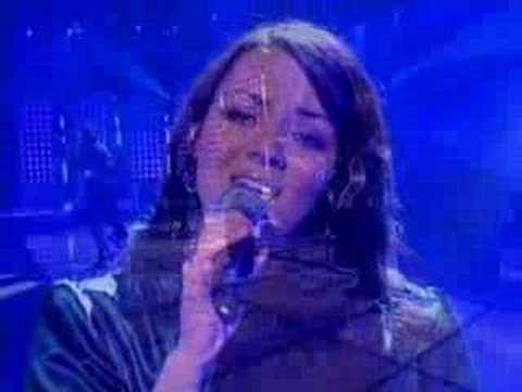 Martine sings Show Me Heaven