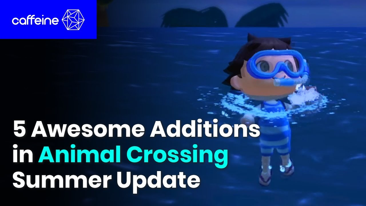 5 Awesome Additions in Animal Crossing's New Summer Update