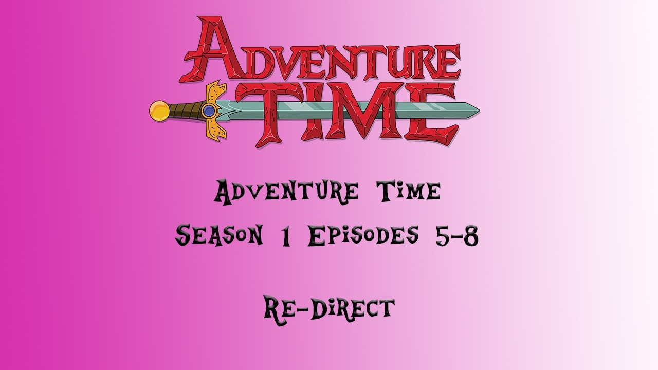 Adventure Time Season 8 Episode 1