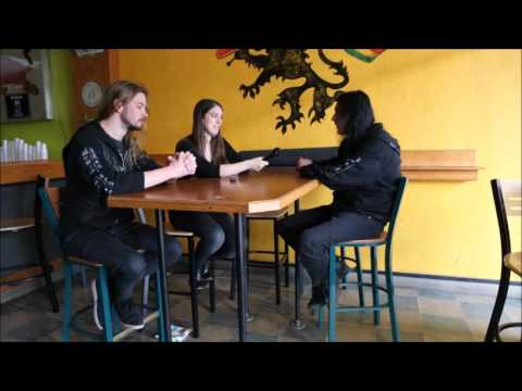 Interview with Simon Wizen and Rogier Droog from Valkyrja - Spirit of Metal