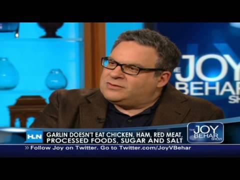 HLN:  Jeff Garlin: I'm a food addict