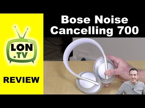 Bose Noise Cancelling Headphones 700 - NC-700 In-Depth Review Compared to QC-35