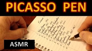 Picasso Fountain Pen - ASMR