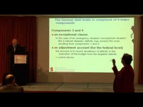 Plenary session II: The state of economic policy - Truger