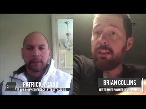 NorCal Strength Studio: Interview with Brian Collins of HITworks