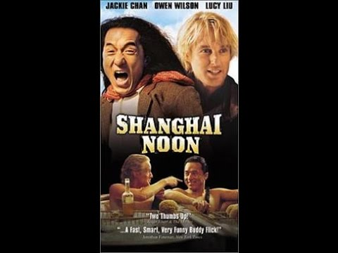 to Shanghai Noon 2000 Demo VHS