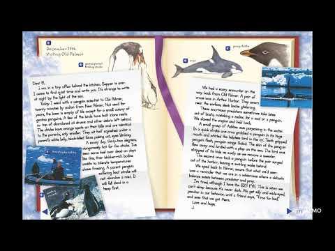 Grade 4.English.Antarctic Journal Reading