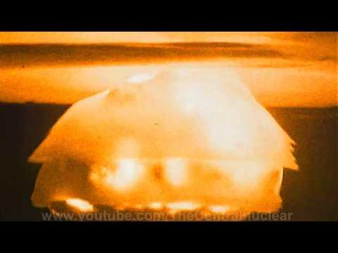 Castle Bravo Nuclear Test 15 Megatons