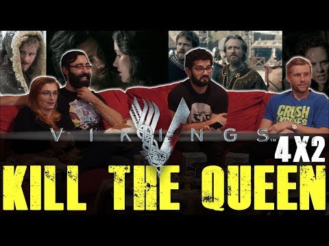 Vikings - 4x2 Kill The Queen - Group Reaction