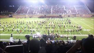 Clark High School Mighty Cougar Marching Band - Gucci Bowl 2011