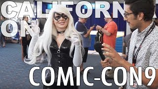 California On Comic-Con 9