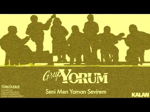 Grup Yorum - Seni Men Yaman Sevirem - [ Türkülerle © 1992 Kalan Müzik ]