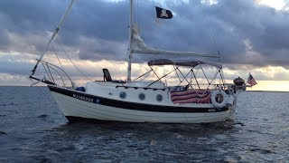 21: Florida Keys 2019 Sailing Trip Boat Prep S/V Panache (Buy small - sail BIG)