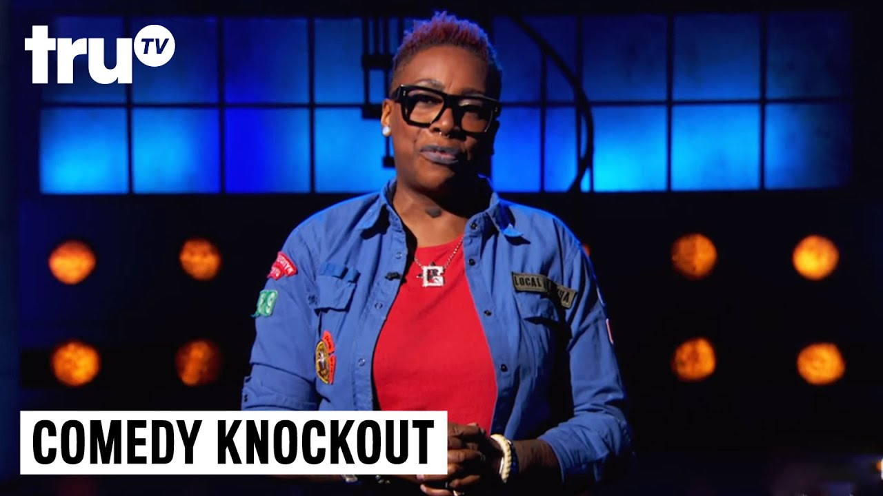 Comedy Knockout - Apology: Gina Yashere | truTV